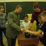 Мастер-класс по игре Го в Тольятти