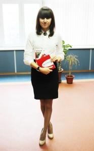 Анна Вдовина