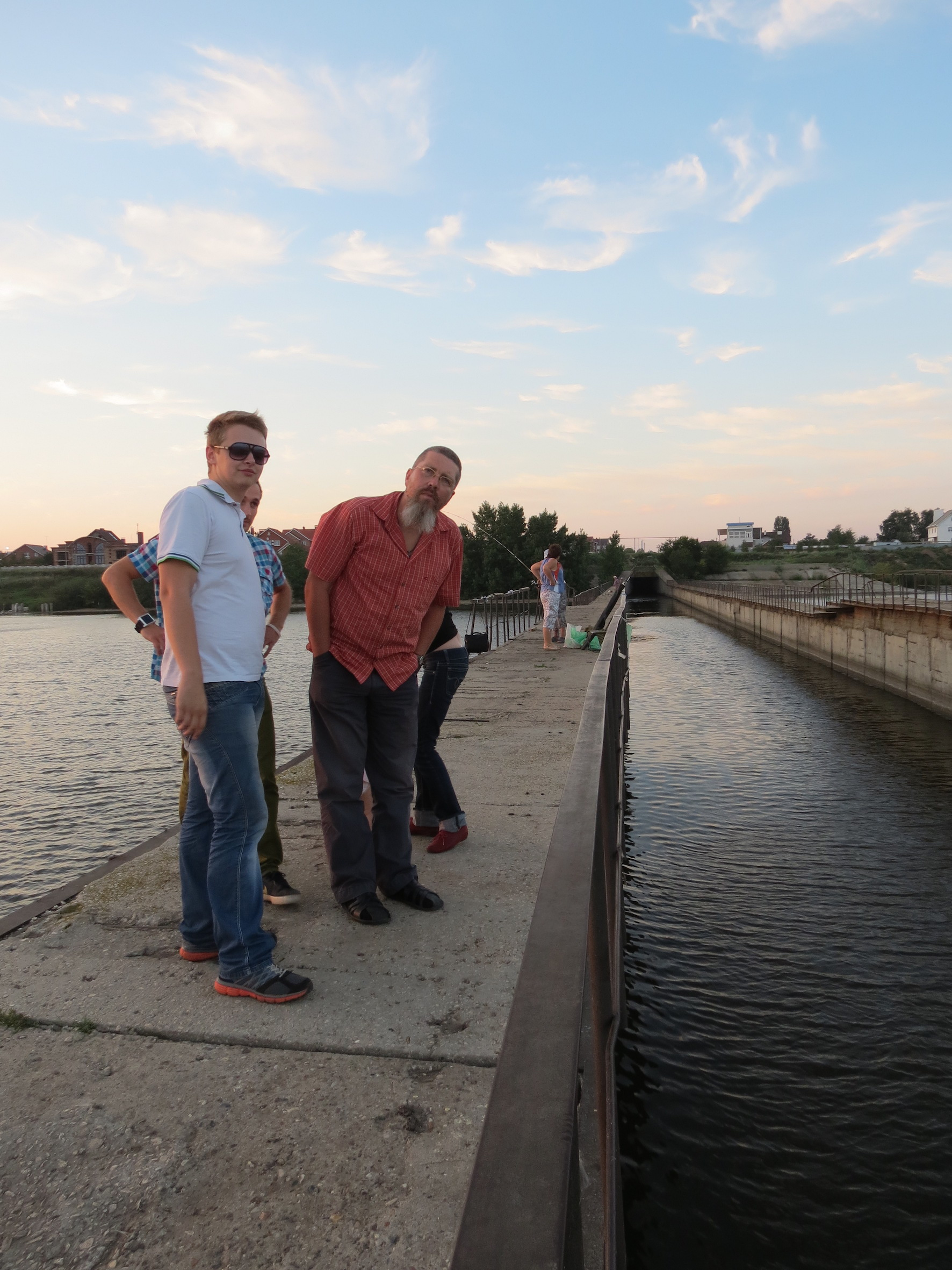 Подземный Тольятти: вглядываемся по направлению выхода тонннеля